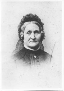Charlotte Laurette Phillippine Laug, verheiratet mit Professor von Tigerström